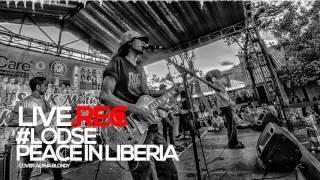 lodse - Peace in liberia (cover alpha blondy) #LIVE.REC