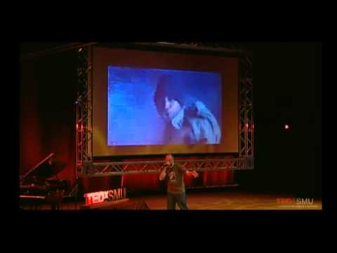 TEDxSMU - Baba Brinkman - Rap Guide to Evolution