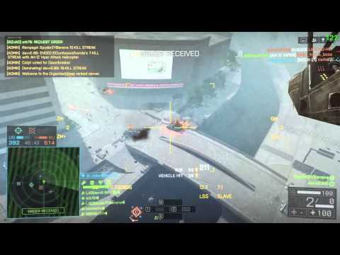 76-4 Lots of Attack Helicopter Kills - Siege of Shanghai
