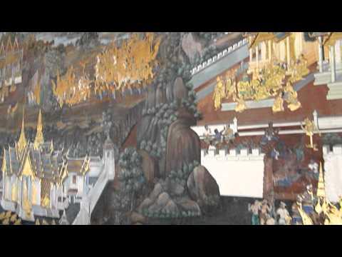 Wat Phra Kaeo Mural