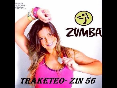Zumba- Traketeo - Zin56 (Zin Elaine Saran)