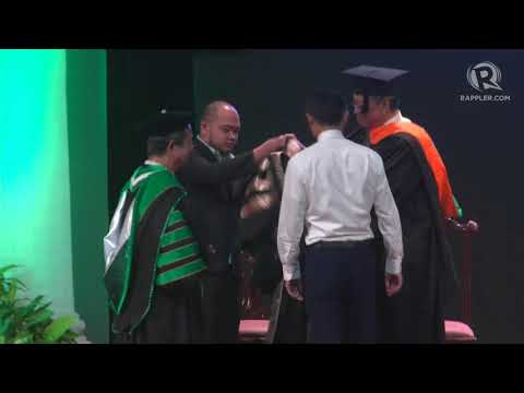 DLSU confers honorary degree to Jack Ma