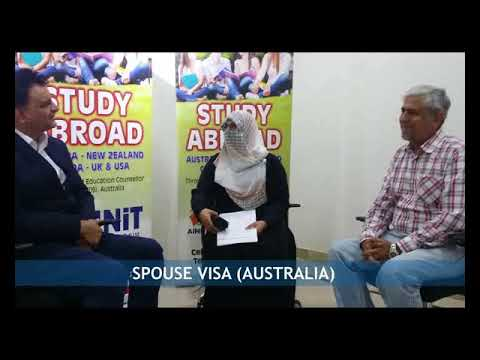 Success Story- Spouse Visa on the basis of Student Visa- Subclass 500