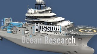 Expedition Yacht Mission:  Ocean Research and Conservation