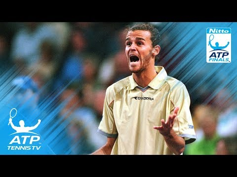 Kuerten vs Agassi: ATP Finals 2000 Final Highlights