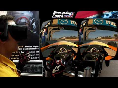 05 - Análisis de Iracing con las Oculus Rift CV1