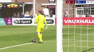 FA WSL 2017/18: Sunderland AFC Ladies vs. Reading Women