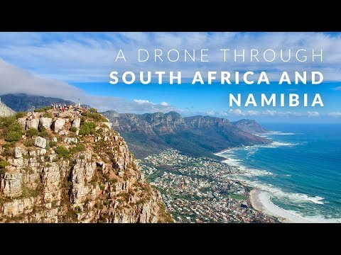 South Africa & Namibia – by Drone [Full HD]