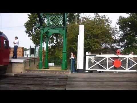 Tube returns to Ongar