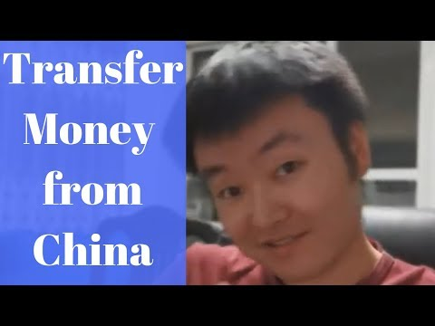 How to Transfer Money from China to USA or Canada (All Legal)