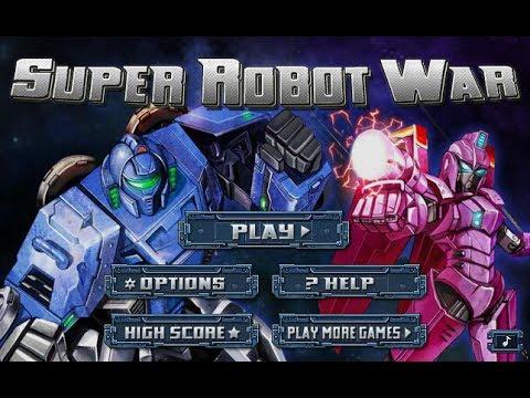 Super Robot War - Mech Battle Game Online