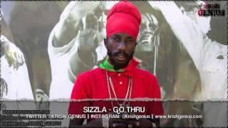 Sizzla - Go Thru [Fuss Cuss Riddim] June 2013