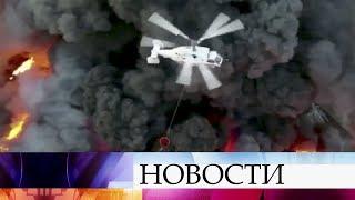 Ущерб отпожара вТЦ «Синдика» вМоскве составил около пяти миллиардов рублей.