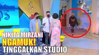 TERSINGGUNG, Nikita Mirzani Murka dan Tinggalkan Studio | OKAY BOS (16/02/21) Part 2