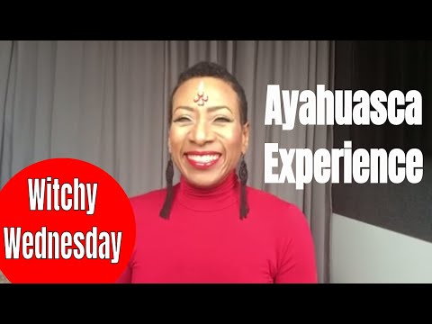 ❤️Ayahuasca Experience, Peru Haul & My New Name | Witchy Wednesday ❤️