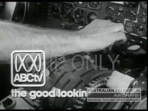 ABC TV AUSTRALIA, TAA AIRCRAFT STATION ID