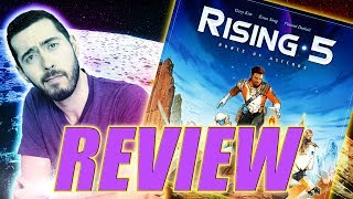 REVIEW - Rising 5: Runes of Asteros from Grey Fox Games
