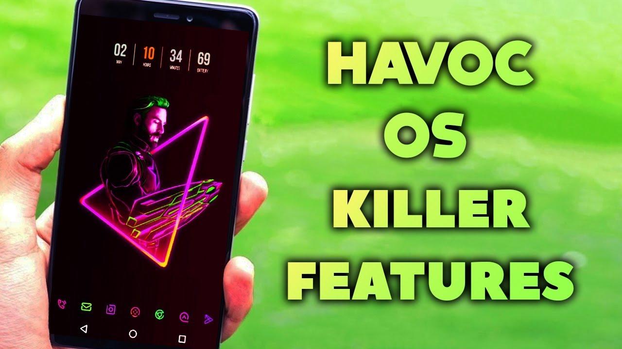 ROM] Havoc OS [OP 3/3T] - OnePlus Community