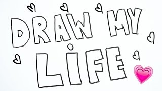 DRAW MY LIFE - Franciny Ehlke