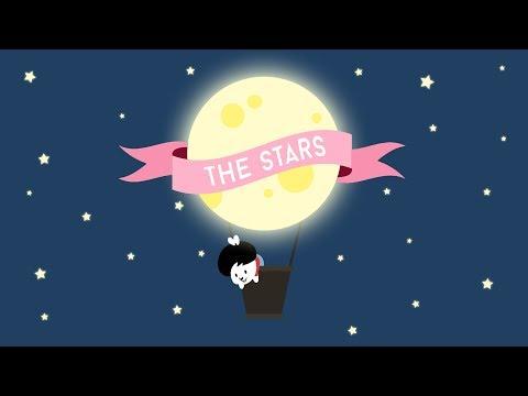 BTS (방탄소년단) (防弾少年団) - The Stars Lyrics (Kan, Rom, Eng)