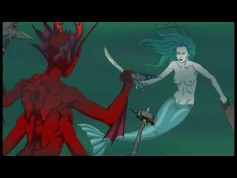 Dethklok - Murmaider (official video + lyrics)