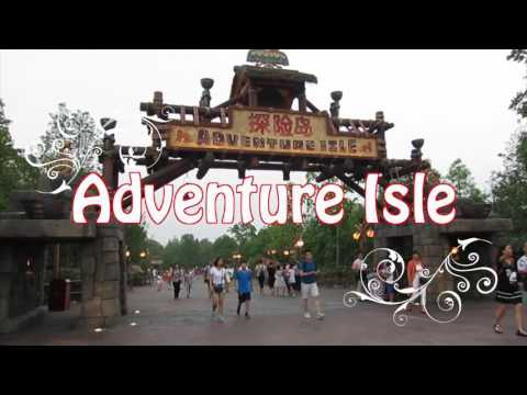 Shanghai Disneyland   All Major Attractions in 10 Minutesvia torchbrowser com