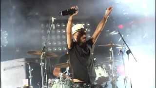 SubsOnicA - La Glaciazione Live @ Rock in Roma 25072012