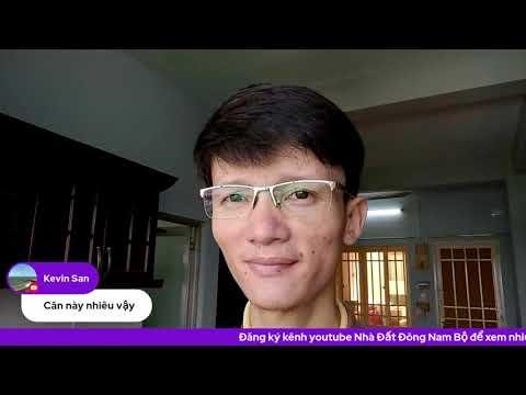Livestream bán gấp chung cư Him Lam đường Ba Tơ phường 7 Quận 8