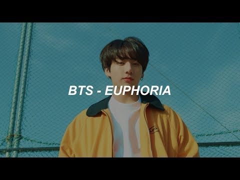 BTS (방탄소년단) 'Euphoria' Easy Lyrics