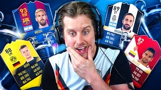 JUVENTUS VS MSN! CAN WE FINALLY WIN ONE! ULTIMATE CHAMPIONS LEAGUE CHALLENGE! FIFA 17 ULTIMATE TEAM