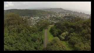 Downhill Bike & Waterfall Hike