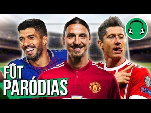 ♫ RABIOLA (c/ Ibra, Suárez, Lewa, CR7, Messi...)   Paródia de Futebol - MC Kevinho (Kondzilla)