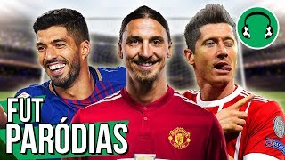 ♫ RABIOLA (c/ Ibra, Suárez, Lewa, CR7, Messi...) | Paródia de Futebol - MC Kevinho (Kondzilla)