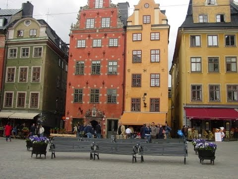 Old Town/Gamla Stan Stockholm Sweden