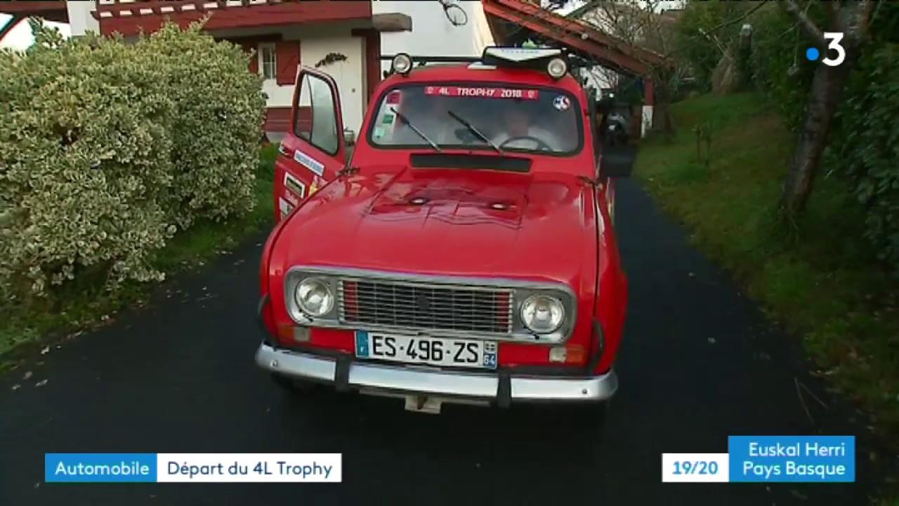 arnaque 4l trophy