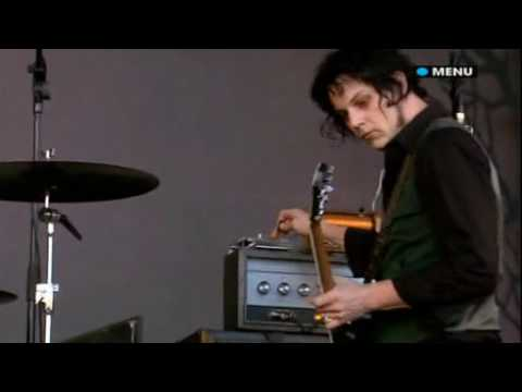 Glastonbury 2008 Live video The Raconteurs Rich Kid Blues