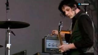 Glastonbury 2008 Live video The Raconteurs Rich Kid Blues