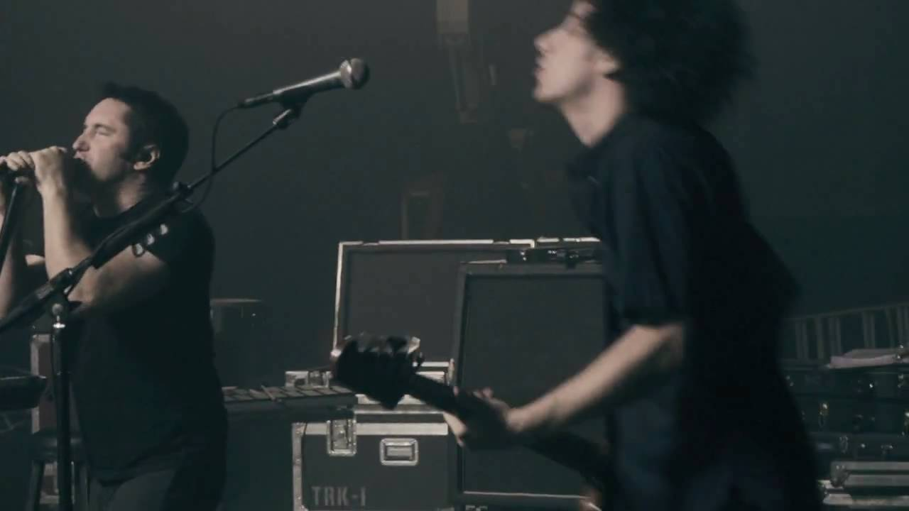 NIN: 1,000,000 live at rehearsals, July 2008 [HD] - YouTube