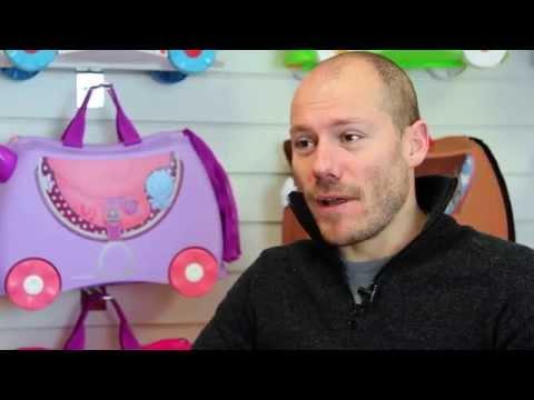 How I Created A Successful Brand: Rob Law, Trunki