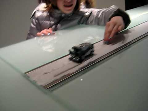 Mkg Plays With The Toy Zamboni Ice Resurfacing Machine Youtube
