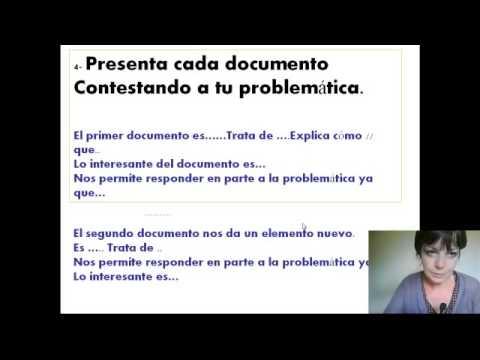 problematique espacios e intercambios espagnol