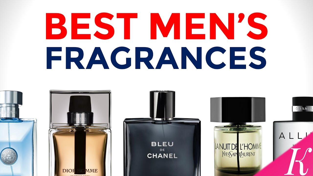 Top 10 Best Men S Fragrances Most Complimented Fragrance 2017