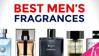 Top 10 Best Men's Fragrances | Most Complimented Men's Fragrance | 2017