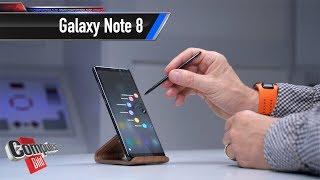Samsung Galaxy Note 8: Fünf praktische Stift-Tipps