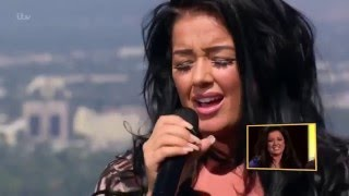 "Lauren sings ""Take Me Home"" by Jess Glynne - Judges House - The X Factor UK 2015"