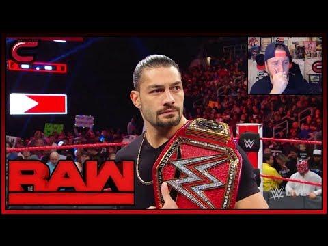 Roman Reigns Heartbreaking Leukemia Announcement Reaction