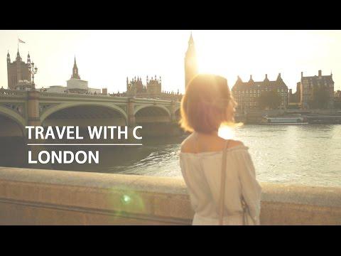 Travel with C   倫敦三日遊記&穿搭   London Travel Vlog   Pieces of C