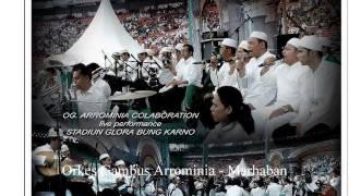 Orkes Gambus Arrominia - Marhaban
