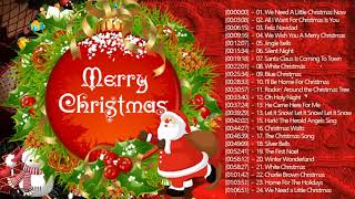 The Most Popular Christmas Songs Ever!!! Best Traditional Christmas Music Playlist