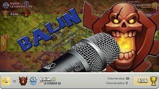 Repeat youtube video Entrevista y ataque a Balin, el mejor jugador de España - Descubriendo Clash of Clans #74 [Español]